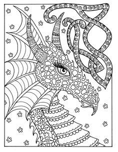 Deborah Muller Art / ChubbyMermaid | dragons | Pinterest | Dragons ...