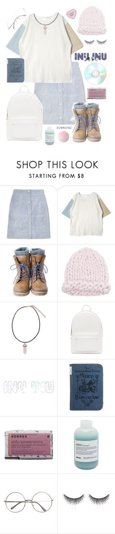 """another korean pastel"" by xxbohemian-saillxx ❤ liked on Polyvore featuring interior, interiors, interior design, home, home decor, interior decorating, River Island, PB 0110, Korres and Davines"