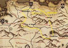 I just completed the Crimson Nirnroot quest in Blackreach. It made me wonder just how big that place is. Here is an overlay to give you an idea. Elder Scrolls Oblivion, Elder Scrolls V Skyrim, Skyrim Game, Skyrim Mods, Skyrim Dragon, Makes Me Wonder, Fantasy World, Overlays, Videogames