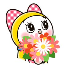 Stickers featuring Doraemon's cute and charming little sister, Dorami! Catch her in all kinds of girly situations - Look! She's playing with Doraemon too! Doraemon Wallpapers, Girls Dp Stylish, Line Store, Line Sticker, Little Sisters, Hello Kitty, Anime, Geek Stuff, Girly