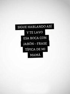 Cada #mamá es una pieza original y así como son únicas, también lo son sus #frases #tiendalagloria ¡agradece su amor incondicional!