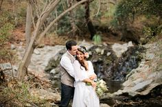 Eco-Friendly Boho Wedding featured on Green Wedding Shoes