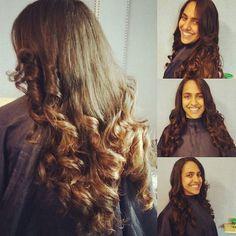 #yayiee #hairfun #hairdresserslife #haircut #hungover #remedy #outcurls #blowdry #longlayers #bedhead #smalltalk #bestie #bestfriend #happyhair #livelyhair #volumoushair #happyme #happygirlsaretheprettiest #happyclient #happyme #curlyhairdontcare #annabanana