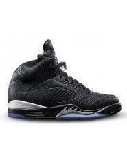 Authentic 599581-003 Air Jordan 5 Retro 3Lab5 Black/Black-Metallic Silver $149.00 http://www.theblackkicks.com
