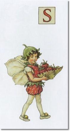 Cicely Mary Barker - A Flower Fairy Alphabet -