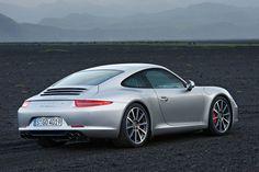Porsche 911 Coupe Wallpaper