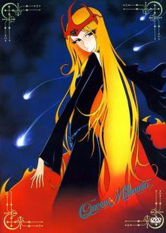 Especial de Leiji Matsumoto] Parte 1: Queen Millennia