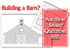 What you need to know BEFORE you break ground or spend a single penny on your new barn. Horse Barns, Horse Stuff, Heartland, Helpful Hints, Useful Tips, Horse Stables, Run In Shed, Stables