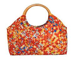 How To Make Handbags Out Of Recycled Materials Google Search