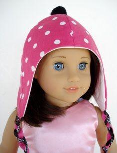 Tutorial: Doll Hats
