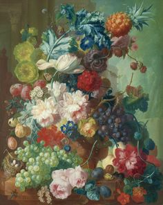 Still life painting by Jan van Os, 1777-8.. Our wall murals bring stunning imagery to life on a large scale.