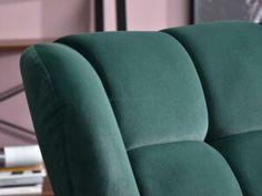 Křeslo Celini zelené   Home nábytek Tub Chair, Celine, Accent Chairs, Furniture, Home Decor, Upholstered Chairs, Decoration Home, Room Decor, Home Furnishings