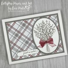 Pals Pick of the Week Lori Pinto. Mary Fish, Stampin' Pretty