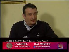 Paolo Ferraro candidato al Senato Telepordenone 08 02 2013