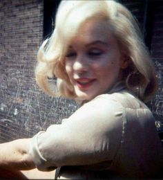 "Marilyn during costume tests for ""The Misfits"" in Los Angeles, July The Misfits, 1961 Movies, Rare Marilyn Monroe, John Huston, Montgomery Clift, American Baby, Norma Jeane, Great Women, Timeless Beauty"