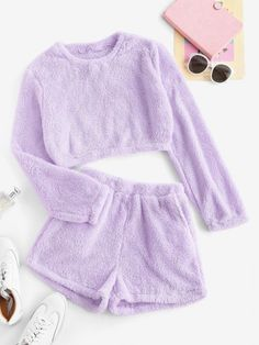 Girls Fashion Clothes, Teen Fashion Outfits, Outfits For Teens, Trendy Fashion, Cute Lazy Outfits, Trendy Outfits, Fall Outfits, Cute Pajama Sets, Cute Pajamas