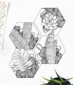 Drawing Doodles Sketchbooks floral, line art, sketch, doodle, geometric Art And Illustration, Line Illustrations, Drawing Sketches, Art Drawings, Sketching, Simple Drawings, Doodle Sketch, Drawing Ideas, Stylo Art