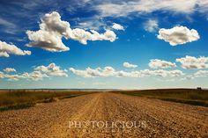 Gorgeous Saskatchewan skies!