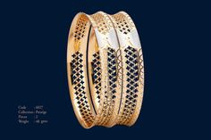 Collections - Gold Bangles Jewelry Art, Antique Jewelry, Gold Jewelry, Beaded Jewelry, Jewelery, Jewelry Design, Movie Downloads, Gold Money, Gold Bangles Design