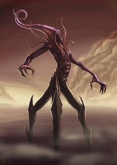 """Black Man Nyarlathotep 