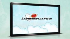 LaunchSpark Video Explainer by LaunchSpark Video: www.launchsparkvideo.com Problem And Solution, Point Of View, Videos, Character, Video Clip, Lettering, Perspective