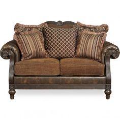 GFAY Baton Rouge Loveseat   Love Seats   Living Room | Gallery Furniture    Houston,