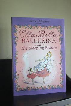 new every morning: Angelina Ballerina Birthday