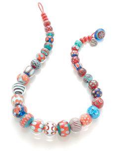 Stephanie Sersich bauble necklace