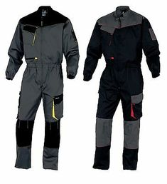 Mens Coveralls, Work Coveralls, Mechanic Coveralls, Ma 1 Jacket, Bomber Jacket Winter, Armani Tracksuit, Boys Clothes Style, Black Overalls, Work Uniforms