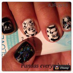 Love my pandas.