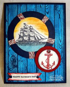 The Open Sea, Woodgrain, Father's Day, * Luv 2 Cre8 With U! *