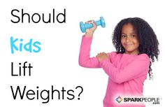 How Important is Strength Training for Kids? Yes.