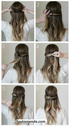 daily hairstyles and how to - Google Search