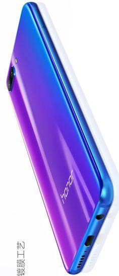 Huawei Honor 10 e oficial: are 6GB RAM, ecran 19:9 si chipset Kirin 970 | GadgetLab.ro