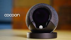 Cocoon: a smart home security device w/HD Camera, Motion Detection & SUBSOUND™ Technology to sense activity throughout your home. Currently funding on Indegogo. Home Security Devices, Home Security Alarm, Smart Home Security, Home Security Systems, Iot Smart Home, Smart Home Technology, Smart House, Home Automation System, Smart Home Automation