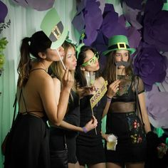 Beautiful ladies in the photo booth. @wipiphoto
