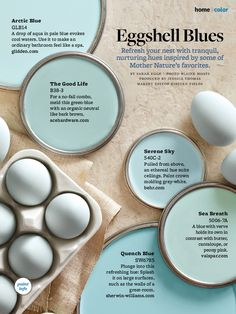 Home Decoration Bedroom BHG May Issue_Eggshell Blues for your nest {The Good Life}.Home Decoration Bedroom BHG May Issue_Eggshell Blues for your nest {The Good Life}