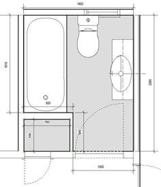 Small Bathroom Design 2M X 2M master bathroom floor plans | ergonomics | pinterest | bathroom