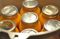 Pressure Canning Soups. Tons of great canning recipes on this site!
