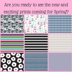 New spring/summer 2016 prints for Thirty One