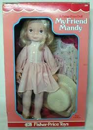 Loved this doll......
