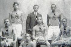 """Brooklyn's Secret African-American Basketball History"" Basketball Video Games, Basketball History, Basketball Players, Buy Basketball, Smart Set, Athletic Clubs, American Sports, Bodybuilding Workouts, Lebron James"