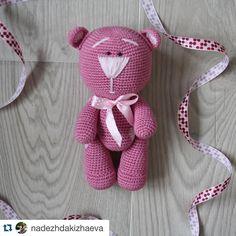#Repost @nadezhdakizhaeva Мишек много не бывает #nk_knitting #вязаниекрючком  #всесвязано #вяжутнетолькобабушки #вязанаякукла #хендмейд #амигуруми #мишекмногонебывает #handmade #handwork #handmadedoll #happycrochet #crochet #crocheting #bear #crochetbear #crochetlove #instacrochet #amigurumi #amigurumis #amigurumidoll #amigurumicrochet #weamiguru #instaknit #i_loveknitting #knitting #knitstagram #knittersofinstagram #knitting_inspiration by hand_made_42