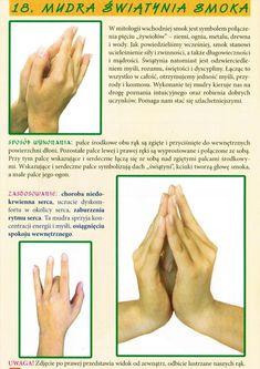 UZDRAWIAJĄCA MOC W TWOICH PALCACH Tai Chi, Reiki, Health Fitness, Herbs, Yoga, Mantra, Shabby Chic, Wellness, Therapy