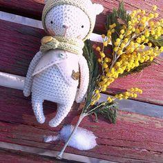 351 отметок «Нравится», 10 комментариев — Марина Колмыкова  amigurumi (@_little_owlet_) в Instagram: «Мартовский котик. Они, оказывается, такие)  #crochet #amigurumi #вязаниекрючком #вязаныеигрушки…»