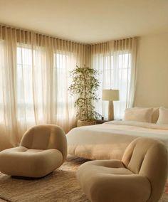 Dream Home Design, Home Interior Design, House Design, Home Bedroom, Bedroom Decor, Diy Décoration, Aesthetic Room Decor, House Rooms, New Room