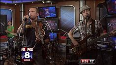 Fox 8 Jukebox: Scythian SO happy they finally got a great spot light! I hope their appearance on the news found them some new fans! :-)