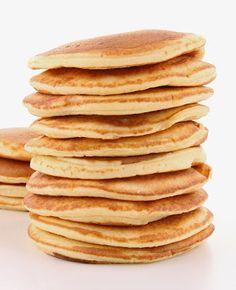 Receta Qikely: Pancakes para todos los dias ~ El Secreto de una Buena Salud #pancakes #desayuno #avena #receta #recetafacil #recetaconavena #fibra #QikelyAvena #saludable