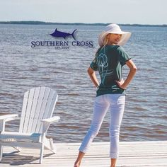 Stealing hearts AND your boyfriend's shirts since 2009! #southerncrossapparelgirls #southerncrossapparel