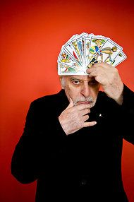 Alejandro Jodorowsky. Genius Surrealist Filmmaker. Madman. Psychomagician. Tarologist.